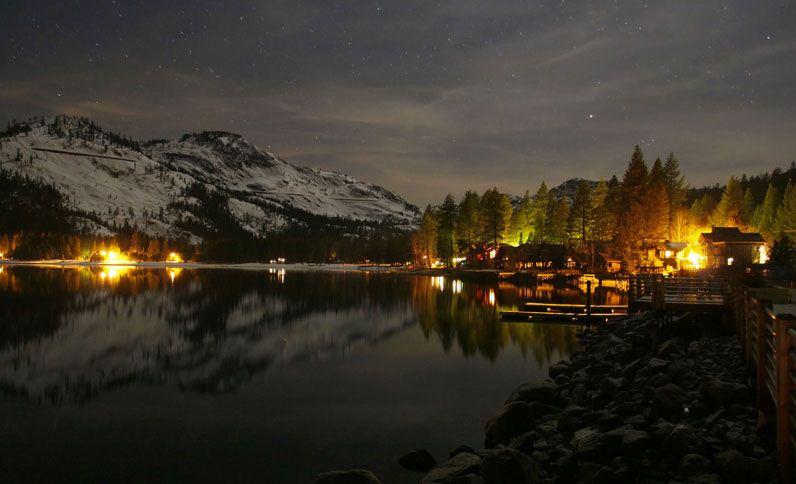 Truckee Hotel Photos Donner Lake Village