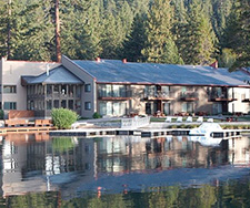 Enjoy the Last Days of Summer at Donner Lake Village
