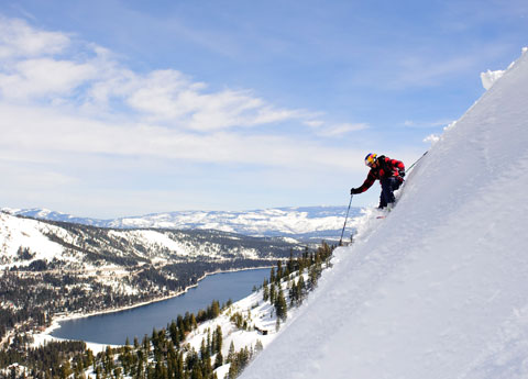 Donner Lake Village Stay & Ski Package at Truckee