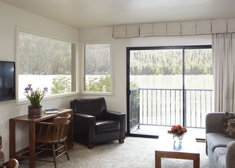 Donner Lake Village One Bedroom Lakeview at Truckee