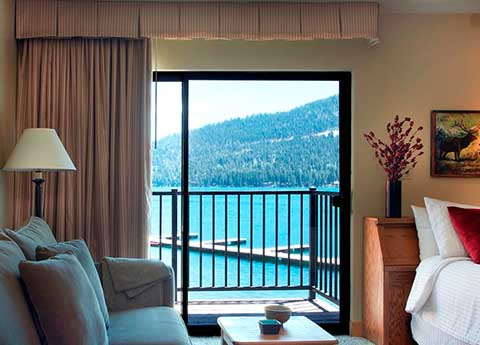 Donner Lake Village Studio Lakeview at Truckee