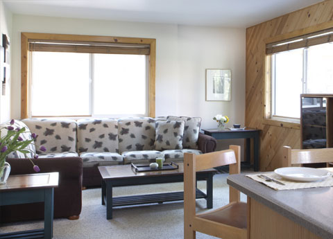 One Bedroom Partial Lakeview at Donner Lake Village, Truckee