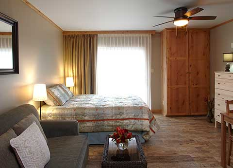 Studio Deluxe Partial Lakeview at Donner Lake Village, Truckee