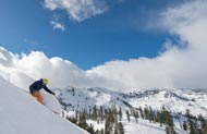 Conveniently-located Donner Lake Village in Truckee