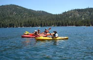 Donner Lake Village Summer Package at California
